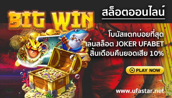UFABET Slot Online